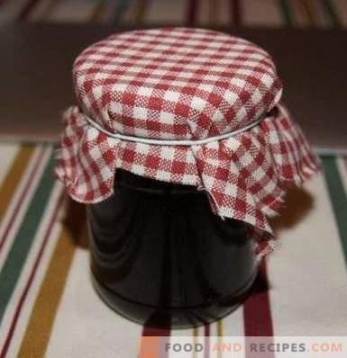 Jam-irish jam без готвене