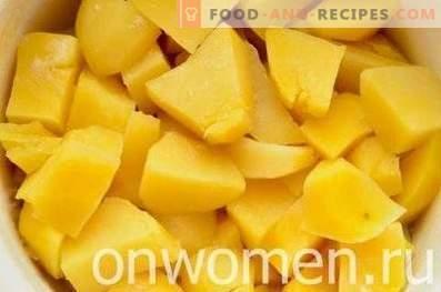 Пощенски картофи