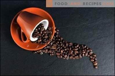 Кафе: рецепти за готвене
