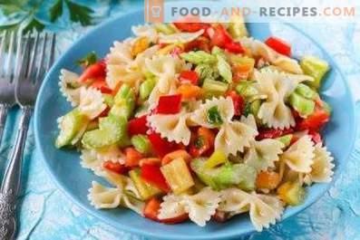 Паста салати