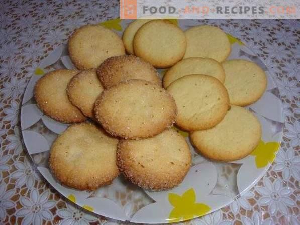 Бисквити в майонеза