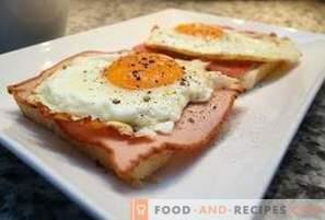 Подправки за яйчни ястия
