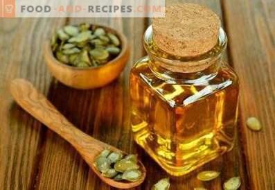 Масло от тиквено семе: полезни свойства и противопоказания