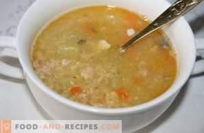 Консервирана супа от розова сьомга