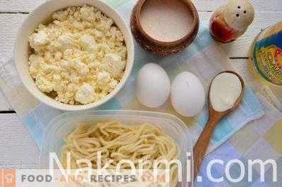 Кашкавалка със сирене и кашкавал