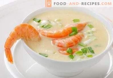 Супа от морски дарове