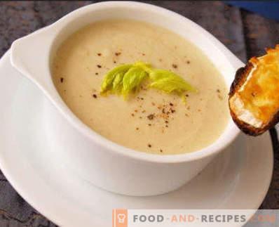 Пюре от супа от Турция