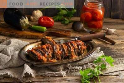 Телешко с патладжани под зеленчуков сос - подхранващо и здравословно