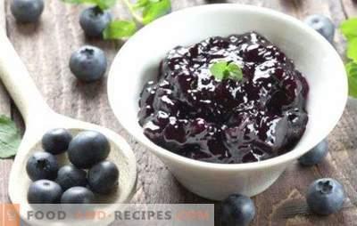 Сладко от боровинки е истински склад на витамини. Сладко от боровинки за зимата ще помогне за борба с болестите и болестите